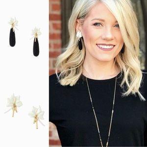 Stella & Dot Jewelry - Stella & Dot Sefina Drop Earrings (retired)